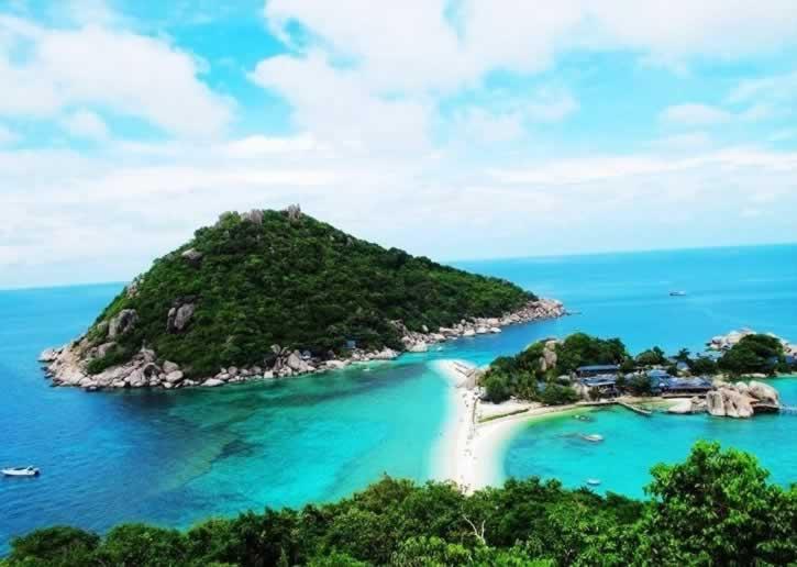 苏梅岛龟岛南优岛