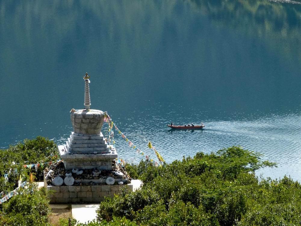 泸沽湖里格观景台
