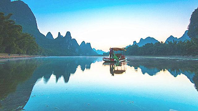 桂林小漓江