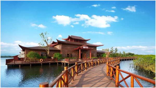 海南红树湾湿地公园
