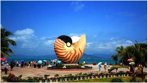 海螺姑娘创意文化景区